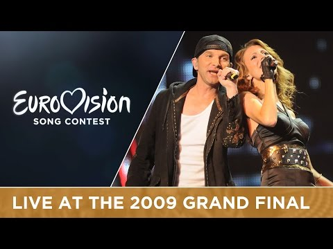 Waldo's People - Lose Control (Finland) Live 2009 Eurovision Song Contest