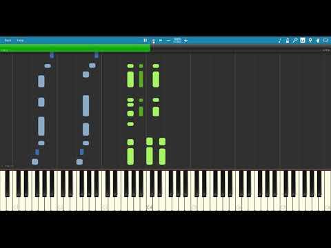 John Newman - love me again [MIDI DOWNLOAD]