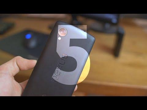 Nexus 5 Review (2017)