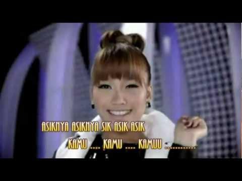 AYU TING TING ~ SIK ASIK { OFFICIAL VIDEO WITH LYRICS } 2012 █▬█⓿▀█▀
