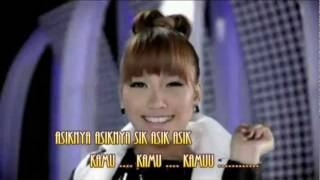 AYU TING TING SIK ASIK OFFICIAL VIDEO WITH LYRICS 2012 ⓿