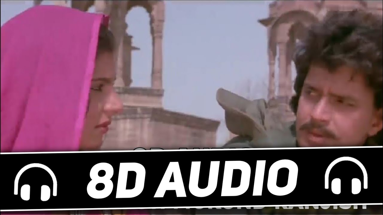 Download Zihale Masti Mukund Ranjish (8d Audio)   Lata Mangeshkar, Shabbir Kumar   Ghulami   old 8d Song
