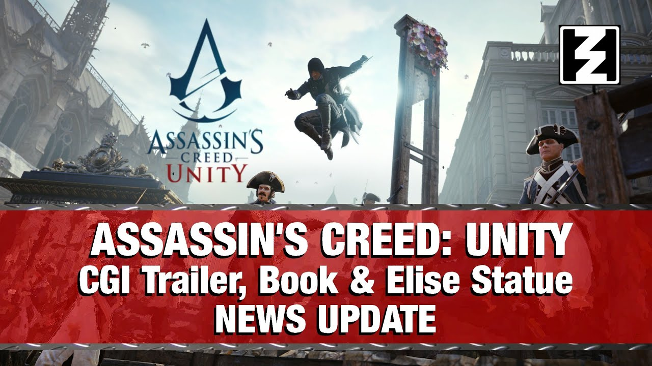 Book Review: The Art of Assassin's Creed Unity | Parka Blogs