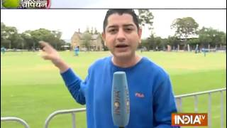 Cricket World Cup 2015: Team India All Set for India Vs. Pakistan - India TV