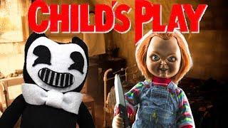MMA Movie: Bendy meets Chucky