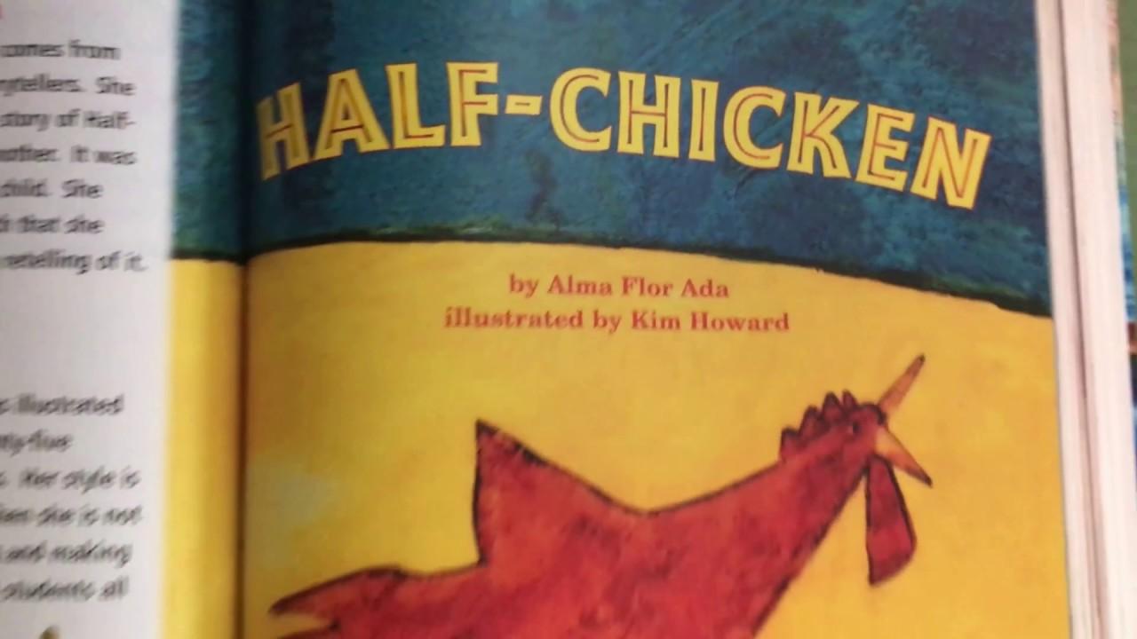 Half Chicken By Alma Flor Ada Lesson 24