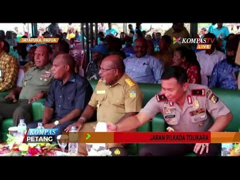 Gubernur Papua Ini Tersangka Pelanggaran Pilkada Tolikara