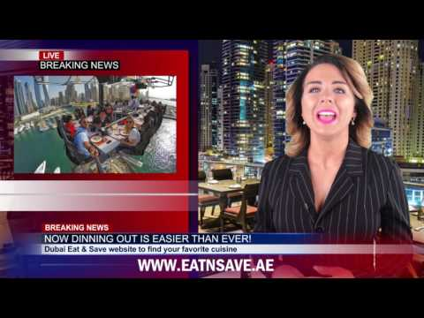 Dubai Eat And Save - The best way to save money