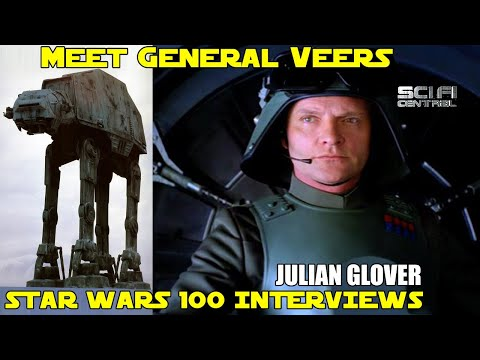 Star Wars 100 Interviews: JULIAN GLOVER  - General Veers & the Giraffe