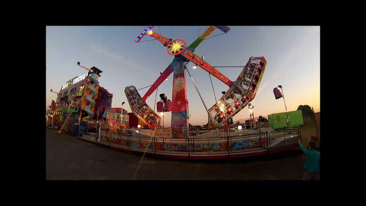 Ranger kamikaze luna park guerande youtube for Puerta 9 luna park