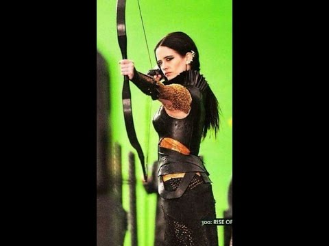 Eva Green Rise Of An Empire- Making of