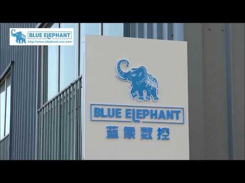 China CNC Router Manufacturer Blue Elephant CNC Wood Working Machinery