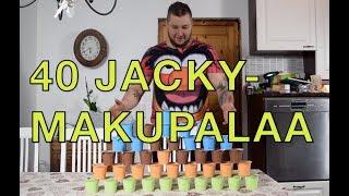 40 JACKY-MAKUPALAA & HÄRSKIN ERIKOINEN