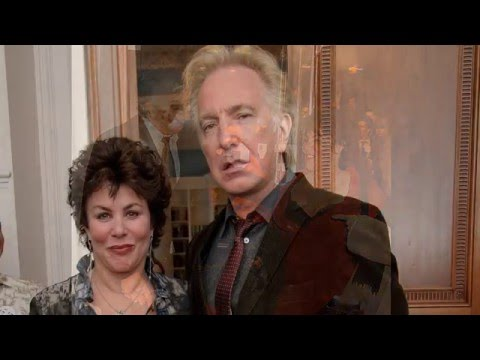 Alan Rickman Remembered by Ruby Wax