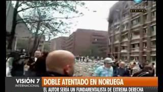 V7Inter: Doble atentado en Noruega