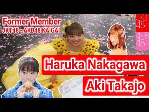 Haruka Nakagawa & Aki Takajo Former Member Team Kaigai