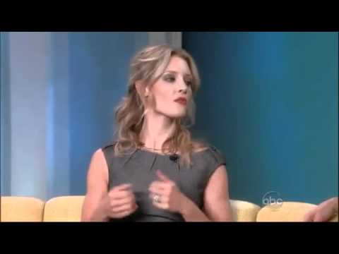 Kadee Strickland (PrP) on The View - 02.11.2010