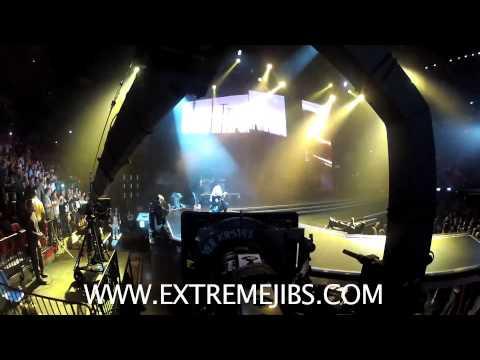 Jimmy Jib at MDNA Tour.