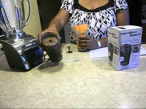 Blender vs Coffee Grinder for Grinding Flax Seeds