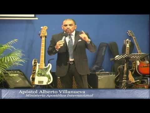 Apóstol Alberto Villanueva | Heredandolo Todo
