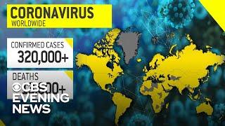 Over 300,000 coronavirus cases worldwide