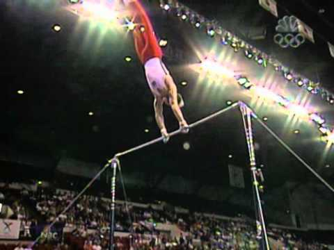 Paul Hamm - High Bar - 2003 U.S Gymnasics Championships - Men - Day 2