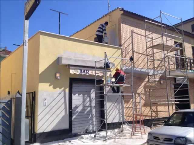 Pitturare esterno casa - Tinteggiare casa esterno ...