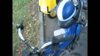 青いポップギャルと黄色いストリーム.