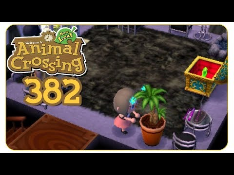 So viel Platz! #382 Animal Crossing: New Leaf - welcome amiibo - Let's Play