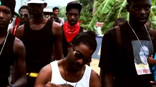 VYBZ KARTEL FT TOMMY LEE - BETRAY DI GAZA BOSS ( SO UNIQUE RECORDS)