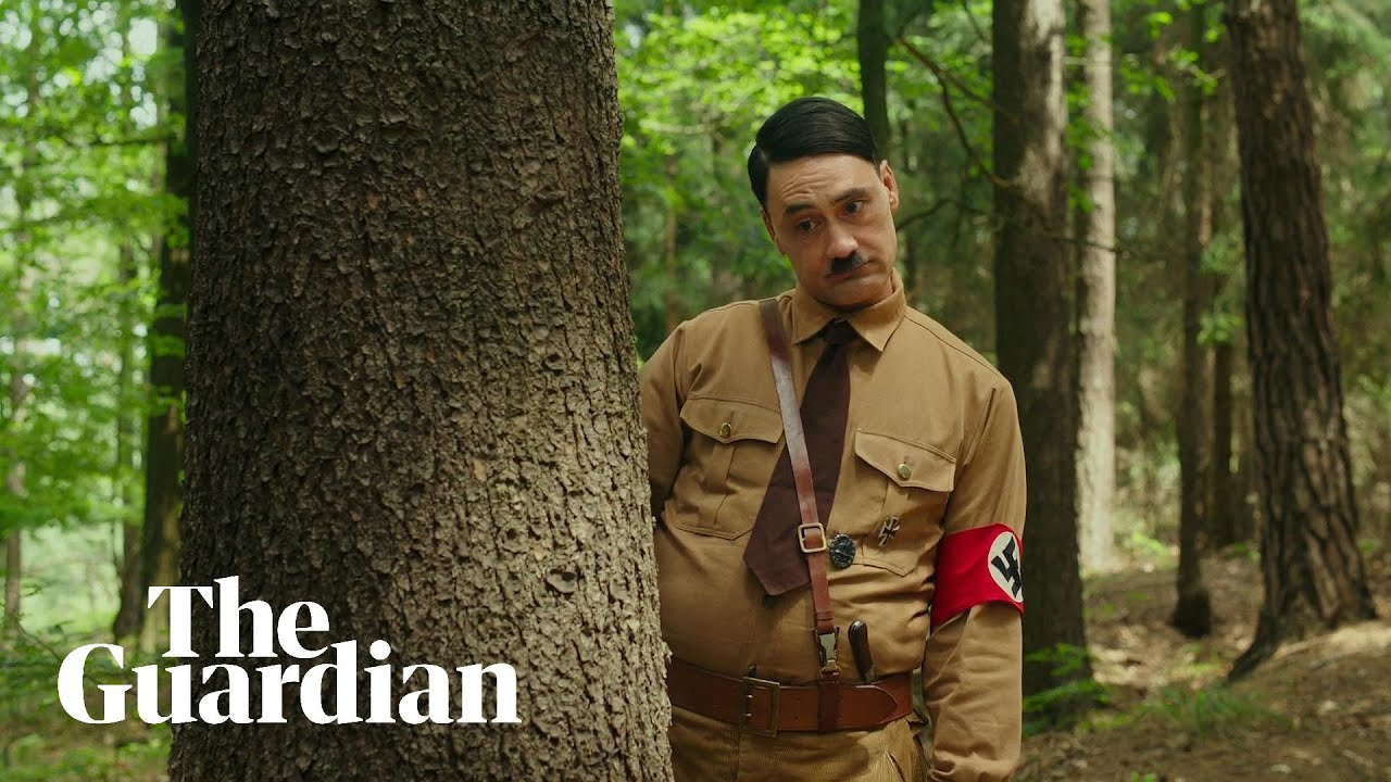 Watch The Jojo Rabbit Movie Trailer Taika Waititi S New Hitler