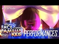 Your Face Sounds Familiar Kids Elha Nympha as Sia Titanium