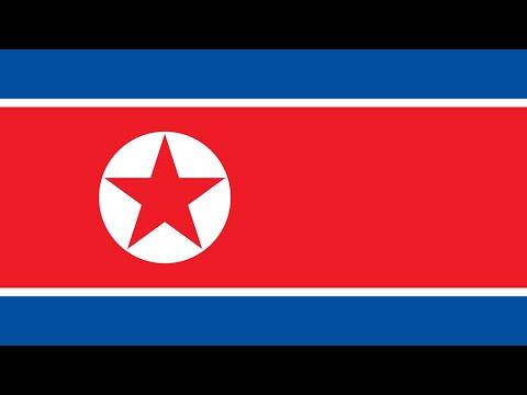 Kuzey Kore Ulusal Amblemi • Emblem of North Korea