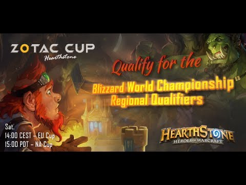 First time ever tournament: ZOTAC Weekly EU