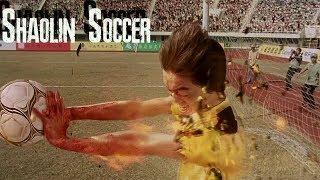 Лютый Чонг пробивает термоядерное пенальти.Убойный футбол|Thermonuclear penalty.Killer football