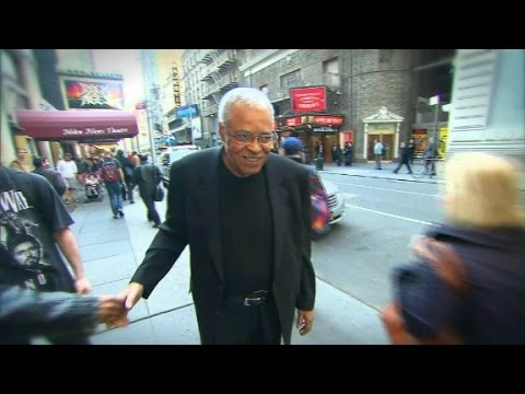 This just in: James Earl Jones is NOT dead!