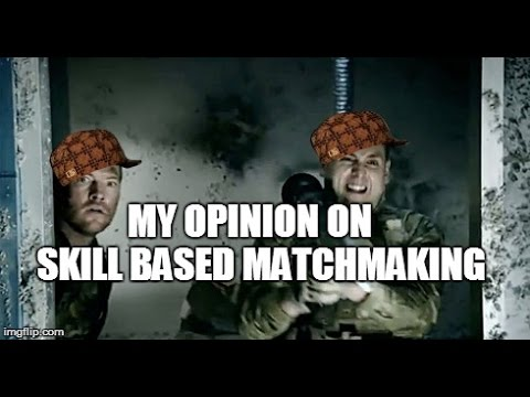 Is there skill based matchmaking in ghosts