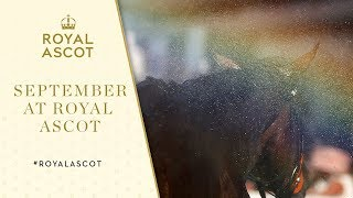 Royal Ascot 2017: September swoops for Chesham Stakes