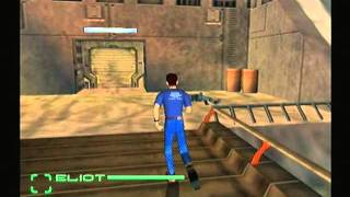 Blue Stinger (Sega Dreamcast) - Gameplay