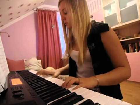 Безумно красивая игра на пианино. Музыка из к/ф Матрица