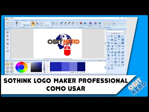 Sothink Logo Maker is used make logo of some authorities you can find it very easy to use sothink lo.