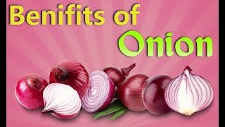Magical Health Benefits of Onions II 1 Onion per Day, and See What Happens to Your Body.