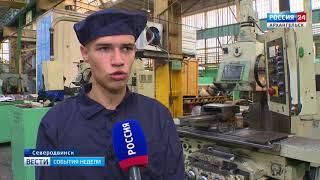 В Северодвинске приступила к несению службы первая научно-производственная рота