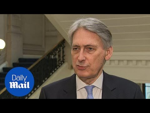 Philip Hammond urges colleagues to 'think carefully' on Brexit deal