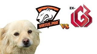 Dog Predicts Results In Cs:go, Virtus.pro-teamglobal, 27-05-2014