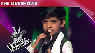 Fazil Performs on Chalat Musafir | The Voice India Kids | Episode 28