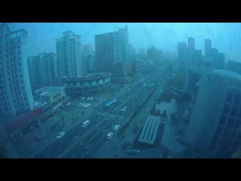 Slow Motion | APEC Blue Avenue | APEC蓝 大道 | Wuxi Downtown, China