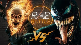 Рэп Баттл - Веном vs. Призрачный Гонщик (Venom vs. Ghost Rider)