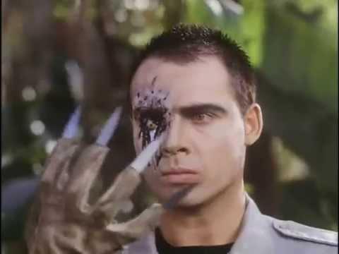 Really Bad Bush Cyborg Cop  Awful Movie s
