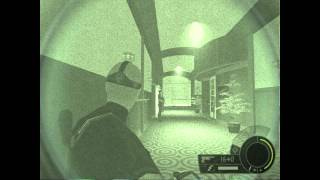[PS2/HD] Splinter Cell Double Agent - Coszumel, Mexico - Cruise Ship Part 1 (PCSX2)